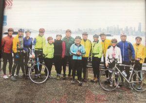 Seattle Bike Trip 2008